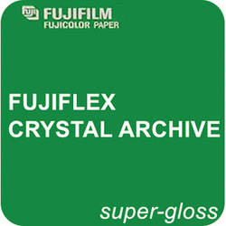 "Fujifilm Fujiflex Crystal Archive Printing Material (Super Glossy, 32"" x 164' Roll)"
