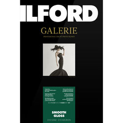 """Ilford GALERIE Prestige Smooth Gloss Paper (5.0x7.0"""" - 100 Sheets)"""