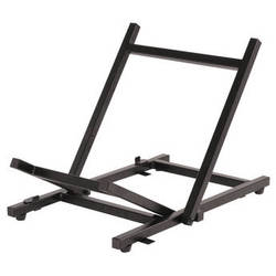 On-Stage RS4000 Folding Tiltback Amp Stand for Small Amps