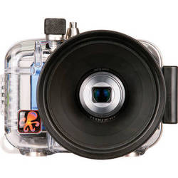 Ikelite 6214.15 Compact Underwater Housing for Sony Cybershot DSC-WX150 Digital Camera