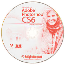 Kelby Media DVD: What's New in Adobe Photoshop CS6