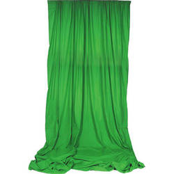 Impact Chroma Sheet Background - 10 x 24' (Chroma Green)