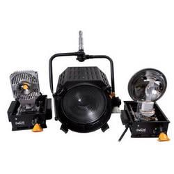 DeSisti EZ-4S LED 120W Daylight CCT Manual-Operated Retrofit Kit for Leonardo 2kW Tungsten Fresnel Spotlight
