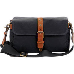 ONA Bowery Camera Bag (Canvas, Black)