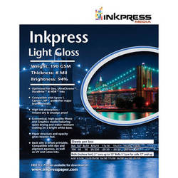 "Inkpress Media Light Gloss (60.0"" Roll)"