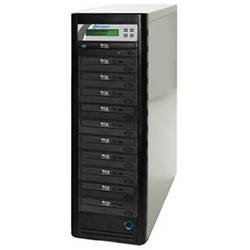 Microboards 20-Drive Daisy-Chainable Blu-ray Duplicator