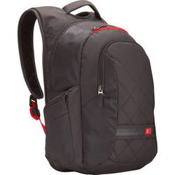 "Case Logic 16"" Laptop Backpack (Dark Gray)"