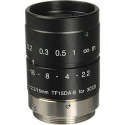 Fujinon TF15DA-8 15mm C-Mount Lens