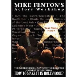 First Light Video DVD: Mike Fenton's Actors Workshop