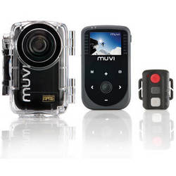 veho VCC-005 MUVI HD NPNG Action Camcorder Special Edition Bundle