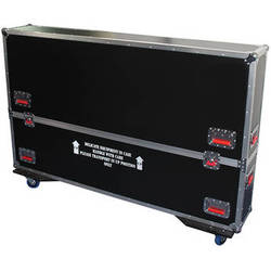 """Gator Cases G-Tour ATA Case For 60 to 65"""" LED/LCD/Plasma Screens"""