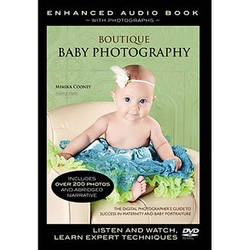 Amherst Media DVD: Boutique Baby Photography: The Digital Photographer's Guide to Success in Maternity and Baby Portrait