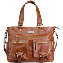 Kelly Moore Bag Libby Shoulder Bag (Caramel)