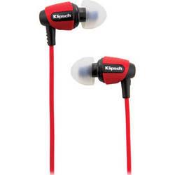 Klipsch Image S4i Rugged In-Ear Headphones (Red)
