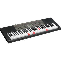 Casio LK-240 61-Note Keyboard with Lighted, Piano-Style Keys