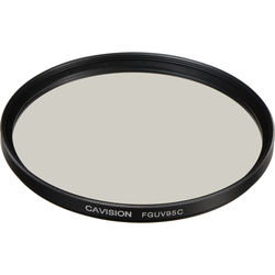 Cavision 95mm Coated Clear Glass Protection Filter