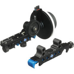 Redrock Micro MicroFollowFocus Black 19mm Bundle