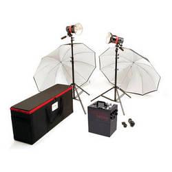 Speedotron 2405CX LV CC Air Travel System 2-Light Kit