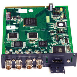 Datavideo 4-Channel Input/Output Upgrade Kit for SE2800-8 Switcher
