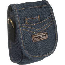 Ruggard DEP-250 Denim Camera Pouch