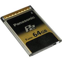 Panasonic 64GB F-Series P2 Memory Card