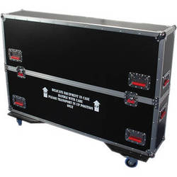 "Gator Cases G-Tour ATA Case For 2 50 To 55"" LED/LCD/Plasma Screens"