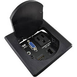 FSR T3-PC1D Table Box (Black)