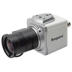 Ikegami ISD-A15 Hyper Wide Light Dynamic Compact Cube Color Camera