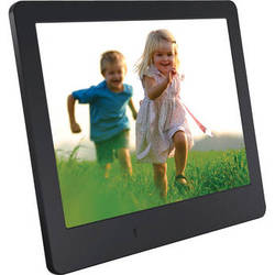 "ViewSonic VFD820 8"" Digital Photo Frame (Black)"