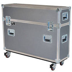 """JELCO JEL-PDP70T1 Compact ATA Shipping Case for 65 to 70"""" Monitors"""