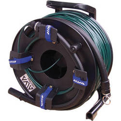 ALVA MCD100 SC Optical Multicore 4-fiber Cable Drum 328' (100 m)