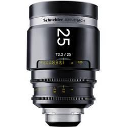 Schneider 1072026 CINE-XENAR III Lens (25mm, PL-Mount)
