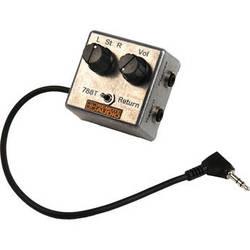 Remote Audio Monitor Return Switching Box