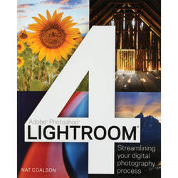 Wiley Publications Book: Lightroom 4: Streamlining Your Digital Photography Process