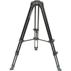Manfrotto MVT502AM Aluminum Telescopic Twin Leg Video Tripod