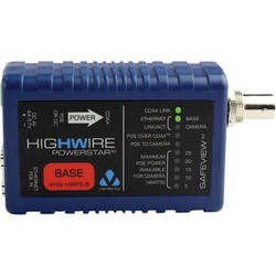 Veracity HIGHWIRE 1-Port Ethernet over Coax PowerStar Base Unit