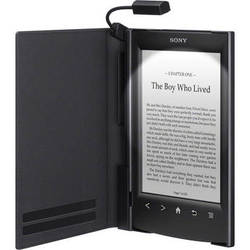 Sony Cover With Light for Reader (PRS-T2) - Black