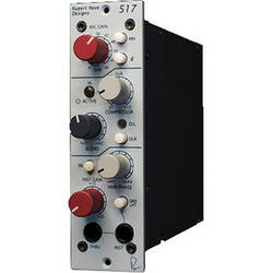 Rupert Neve Designs 517 - DI/Preamp/Compressor with Variphase (500 Series Module)