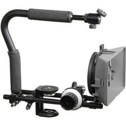 Cambo CS-LS-BRONTO HDSLR Support Rig with Follow Focus & Mattebox