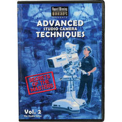 Award Winning Workshops DVD2 Advanced Studio Camera Techniques (Volume # 2)