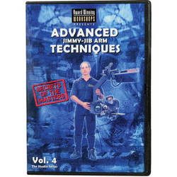 Award Winning Workshops DVD4 Advanced Jimmy-Jib Arm Techniques (Volume # 4)