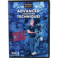 Award Winning Workshops DVD5 Advanced Steadicam Techniques (Volume # 5)