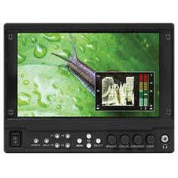 "Marshall Electronics V-LCD70MD-3G 7"" On-Camera Monitor with HDMI and 3G-SDI Input Module"