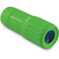 Brunton Echo Pocket Scope 7x18 Monocular (Green)