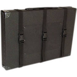"Archival Methods 16 x 20 x 3"" Trans-Port Shipping Case (Black)"