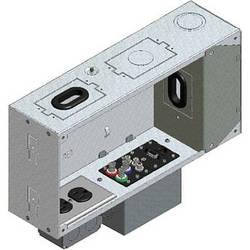 FSR PWB-250 Plasma/Flat Panel Display Wall Box (White)