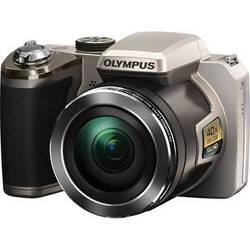 Olympus SP-820UZ iHS Digital Camera (Silver)