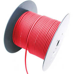 Mogami W2534 C 02 Neglex Quad High-Definition Microphone Cable (328', Red)