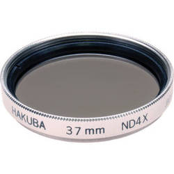 Hakuba 37mm Super ND 4x Filter