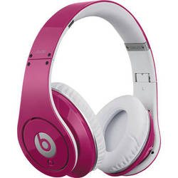 Beats by Dr. Dre Beats Studio - High-Definition Isolation Headphones (Pink)